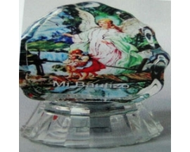 Baptism Glass Favors