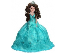 "QUINCEANERA 18"" PORCELAIN DOLL"