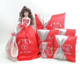 QUINCEANERA  CHARRO SET-97(6PC)