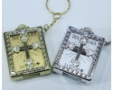 HOLY BIBLE KEY CHAIN (12 PC)