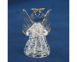 "GLASS ANGEL 2.5"" (12 PC)"