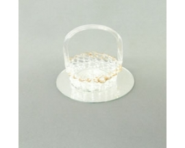 GLASS BASKET (12pcs)