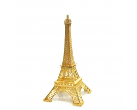 METAL EIFFEL TOWER REPLICA12""
