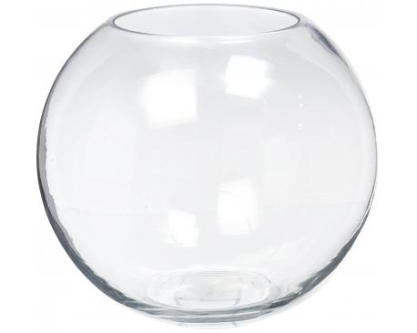 """GLASS FISH BOWL 3"""" (12PCS)"""