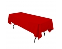 POLIESTER 6 CHAIR RECTANGULAR TABLE COVER