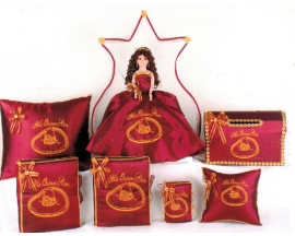 QUINCEANERA CHARRO SET-100(7PC)