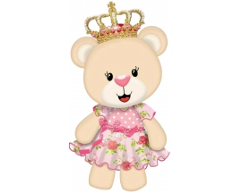 "8"" PRINCE BABY SHOWER BEAR FOAM CUT OUT (12 PC)"