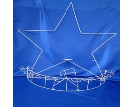 70x98cm Star Cup Holder