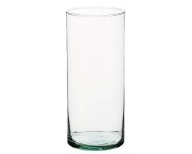 "8"" GLASS CYLANDER"