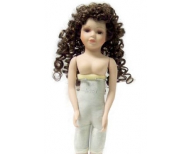 PORCELAIN DOLL 16INCH