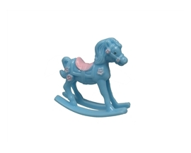 "2.5""  Baby Shower Rocking Horses (12 Pc)"