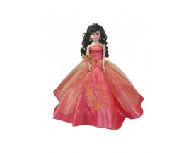 "Porcelain Quinceañera doll 22"" heel design"