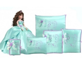 QUINCEANERA  UNDER THE SEA SET (6PC)