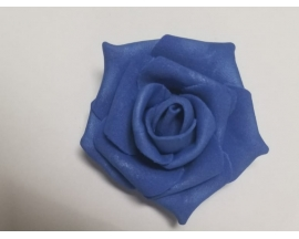 "2.5"" Foam flower 12 Pc/Bag"