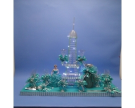 "35""Brindys"" Eiffel Tower"""