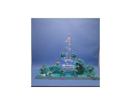 """35""""Brindys"""" Eiffel Tower"""""""