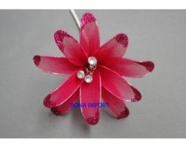 NYLON MOLDEABLE FLOWER PICK
