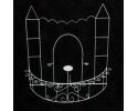 88X60cm Magic Brindys Castle