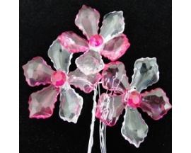 ACRILIC FLOWER PICK