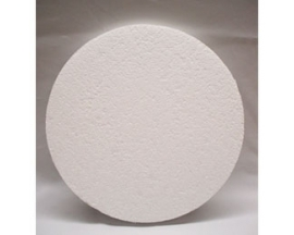 "10""STYRO disc foam(12pc)"