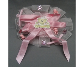 Decorated Baby Shower Corsage