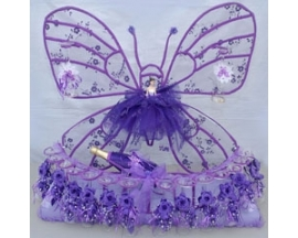 DECORATED BUTTERFLY bryndis set