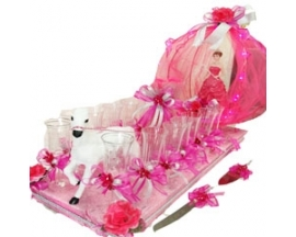 Decorated cinderella Carriage