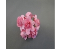4cm Med PAPER OPEN ROSE PICK