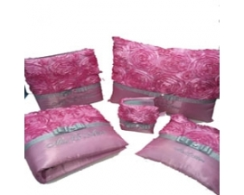 QUINCEANERA  SET ROSSETTE 5PC