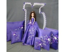 QUINCEANERA STARS SET 01(6PC)