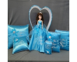 QUINCEANERA  STARS SET (6PC)