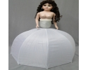 QUINCEANERA 32INCH DOLL UMBRELLA