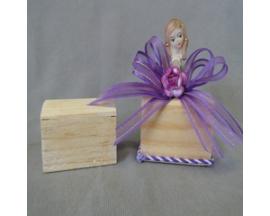 6x4 Cm wooden box