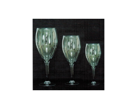 "20"" CHAMPAGNE GLASS CUP"