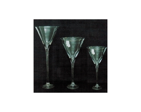 MARTINY GLASS CUP 16""
