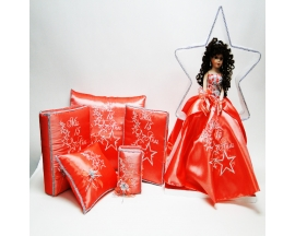 QUINCEANERA STARS SET41(6PC)