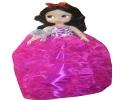 ORIGINAL Snow White RUFFLED DRESS