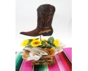 CHARRO BOOT QUINCEANERA CENTERPIECE