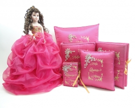 QUINCEANERA SET-95(6PC)
